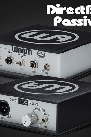 Warm Audio Direct Box Passive