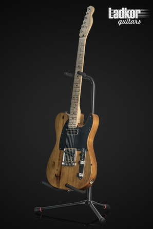 2017 Fender American Professional Pine Telecaster Natural Exotic Collection Limited Edition 1 of 300