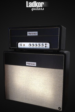 Marshall UK Custom Shop JTM145 CS Limited Edition 1 OF 200 Andertons 50th Anniversary 1 Watt Tube Head + Matching Cabinet