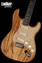 2018 Fender Custom Shop Artisan Spalted Maple Stratocaster Aged Natural NEW