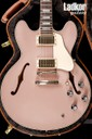 2018 Gibson ES-335 Big Block Retro Limited Edition Wood Rose Metallic NEW