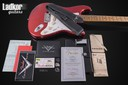2017 Fender Custom Shop 56 Stratocaster Aged Candy Apple Red Roasted Heavy Relic NAMM Limited Edition