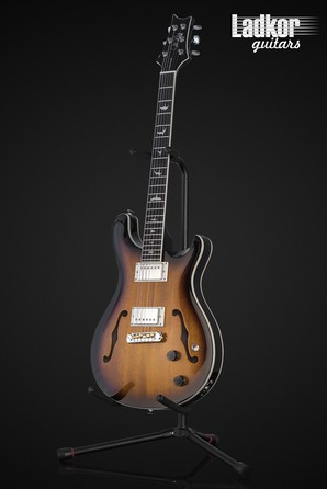 PRS SE Hollowbody Standard McCarty Tobacco Sunburst NEW