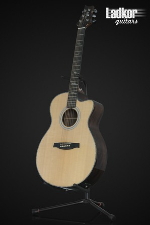 2018 PRS SE A265E Pau Ferro Natural Limited Edition Angelus Cutaway Acoustic Electric Guitar NEW