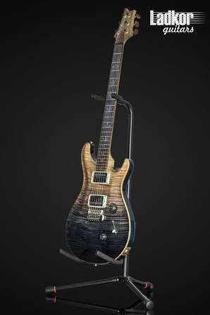 2011 PRS Private Stock Custom 24 One-Piece Top Blue Fade World Guitars 3rd Anniversary 1 Of 3 Limited Edition