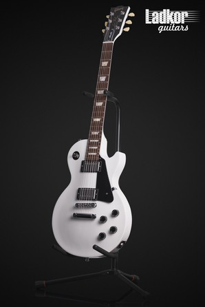 2012 Gibson Les Paul Studio Alpine White