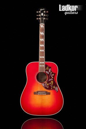 2019 Gibson Hummingbird Vintage Cherry Sunburst Acoustic Electric Guitar NEW