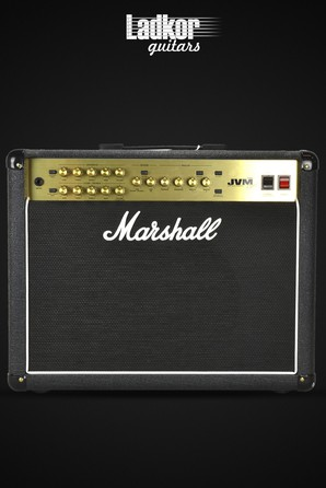 "Marshall JVM215C 1x12"" 50 Watt 2 channel Tube Combo Amplifier NEW"