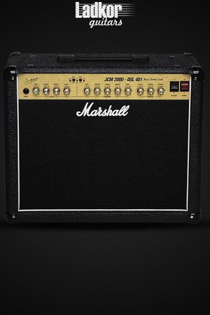 Marshall JCM2000 DSL401 40 Watt Dual Super Lead NEW