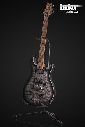 2020 PRS SE Custom 24 Roasted Maple Charcoal Burst Limited Edition NEW