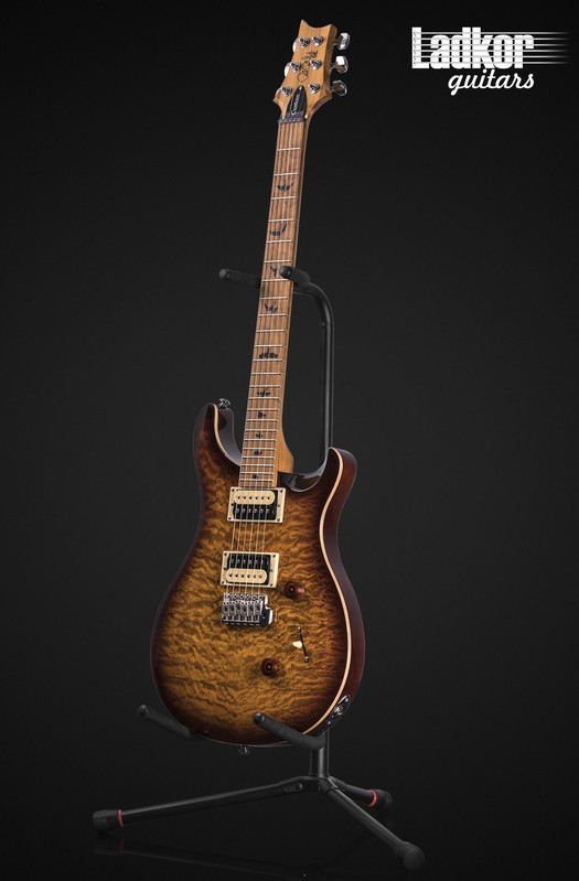 2020 PRS SE Custom 24 Roasted Maple Tobacco Sunburst Limited Edition NEW
