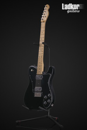 2017 Fender American Professional Telecaster Deluxe HH ShawBucker Black