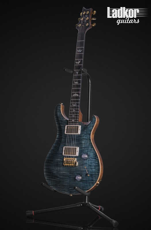 2011 PRS Artist V Crab Blue 1 Of 100 Limited Edition