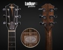 2014 Taylor 522e Mahogany Short Scale Grand Concert Acoustic Electric Guitar