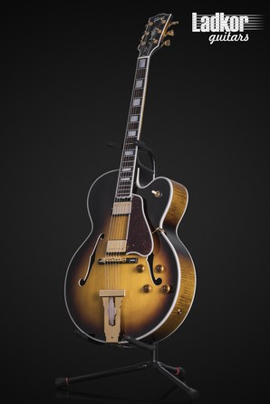 2013 Gibson Custom L-5 CES Sunburst Hollowbody