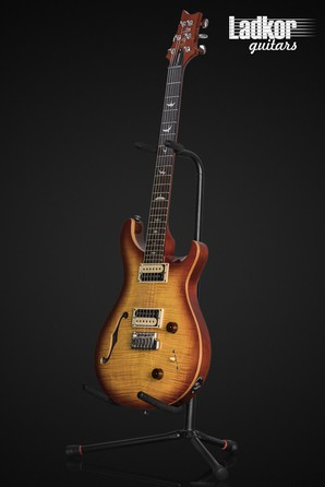 PRS SE Custom 22 Semi-Hollow Vintage Sunburst NEW