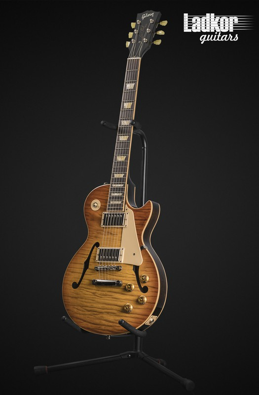2014 Gibson ES Les Paul Memphis Light Burst Semi-Hollow