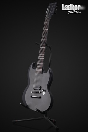 ESP LTD Viper-7 Baritone Black Metal Black Satin 7 String NEW