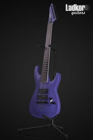 ESP LTD Stephen Carpenter SC-607B Purple Stain 7 String Baritone NEW