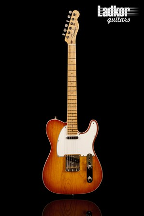 2020 Fender Custom Shop American Custom Telecaster Honey Burst NEW