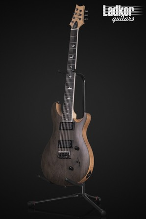 PRS SE Mark Holcomb SVN Natural Satin Walnut Top 7 String NEW