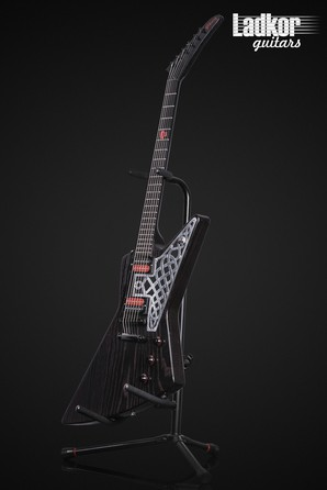 2002 Gibson Explorer Voodoo Limited Edition
