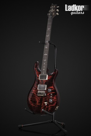 2020 PRS Custom 24 35th Anniversary Limited Edition Fire Red Wrap Custom Color NEW