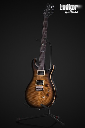 PRS SE Custom 24 35th Anniversary Black Gold Burst Limited Edition NEW