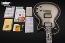 2004 Gibson Les Paul Ultima The Darkness Custom 1968 Reissue Silver Sparkle