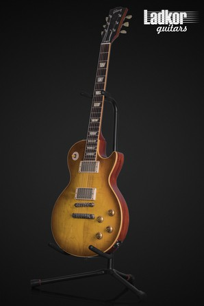 2008 Gibson Custom Shop Historic 58 Reissue Les Paul Honey Burst 1958 R8
