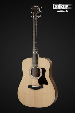 Taylor 110E Natural Sitka Spruce Dreadnought Acoustic Electric Guitar NEW