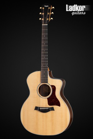 Taylor 214ce SG Natural Limited Edition Grand Auditorium Acoustic Electric Guitar NEW