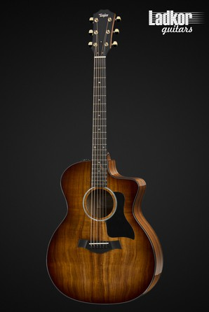 Taylor 224ce-K DLX Koa Deluxe Shaded Edgeburst Grand Auditorium Acoustic Electric Guitar NEW