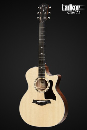 Taylor 314ce Natural Grand Auditorium Acoustic Electric Guitar NEW