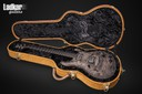 2006 PRS Private Stock Hollowbody II Piezo Charcoal White Gold Onyx Birds Knaggs