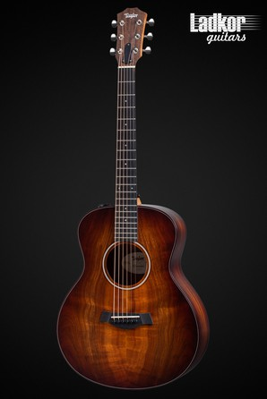 Taylor GS Mini-e Koa Plus Shaded Edgeburst Acoustic Electric Guitar NEW