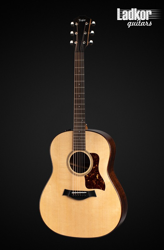 Taylor AD17e Natural American Dream Grand Pacific Dreadnought Acoustic Electric Guitar NEW