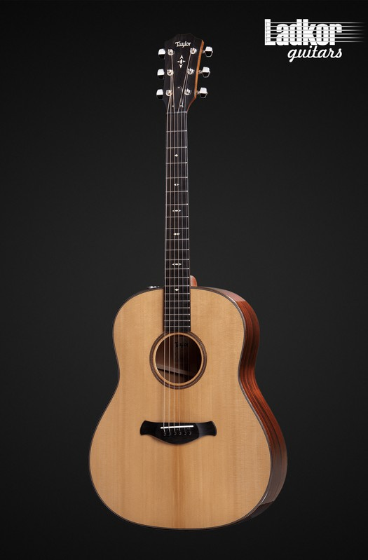 Taylor 517e Builder's Edition Natural Dreadnought Acoustic Electric Guitar NEW