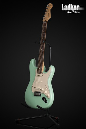 2005 Fender Custom Shop Jeff Beck Stratocaster Surf Green