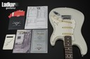 2017 Fender Custom Shop Masterbuilt Todd Krause Jeff Beck Stratocaster Olympic White