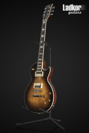 2011 ESP Standard Eclipse I Dark Brown Sunburst 10 Years Time Capsule NEW