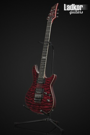 2010 ESP Standard Formula FR-II STBC See Thru Black Cherry Quilt Top 11 Years Time Capsule NEW
