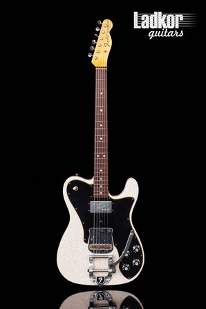 2021 Fender Custom Shop LTD 70s Telecaster Custom Journeyman Relic Autumn Shimmer Limited Edition HS Bigsby NEW