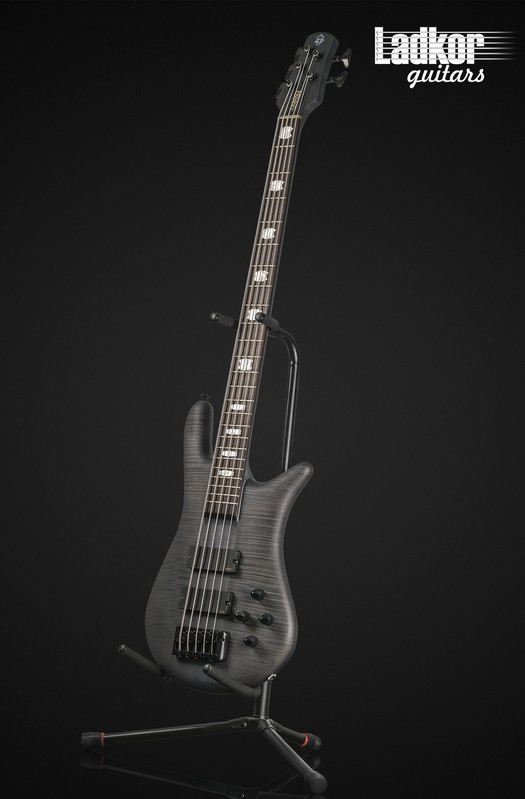 Spector Euro 5 LX Trans Black Stain Matte NEW