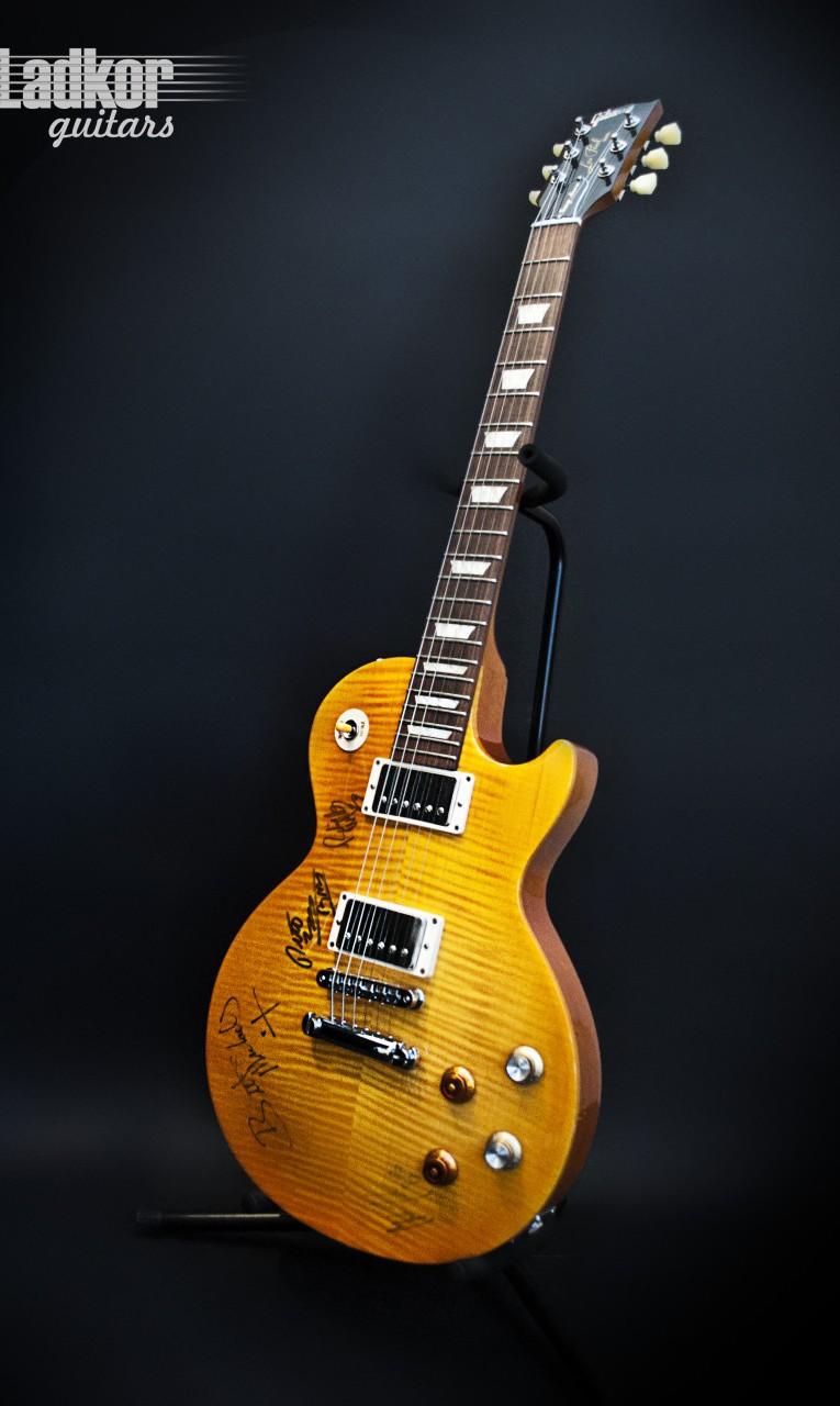 2013 gibson les paul gary moore standard signature - Gibson gary moore ...